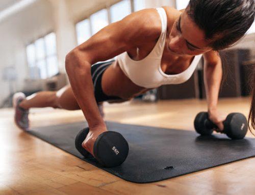 Физическая активность и питание